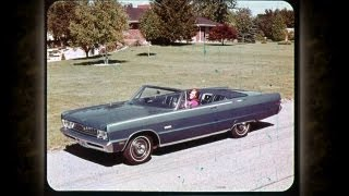 1969 Plymouth Fury Sales Features - Dealer Promo Film