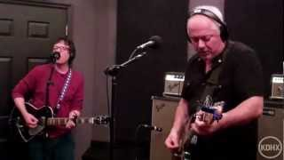 "Waco Brothers with Paul Burch ""Transfusion Blues"" Live at KDHX 11/04/12"