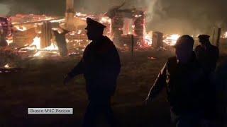 Увеличилось число пострадавших в результате взрывов на складе с боеприпасами в Рязанской области.