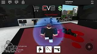 ROBLOX   Criminals Vs SWAT gameplay  