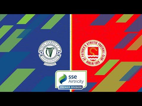 Premier Division GW25: Finn Harps 3-1 St. Patrick's Athletic