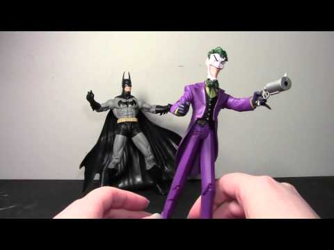 Batman the Long Halloween Collector Set review