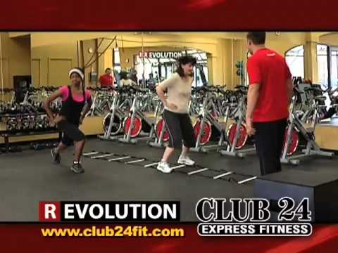 Club 24 Revolution Training