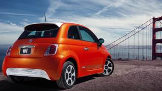 Chrysler to make Fiat 500 EV for US Videos