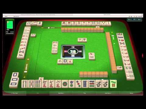 Логические игры маджонг -