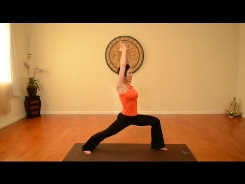 what are two yoga poses that strengthen the quadriceps