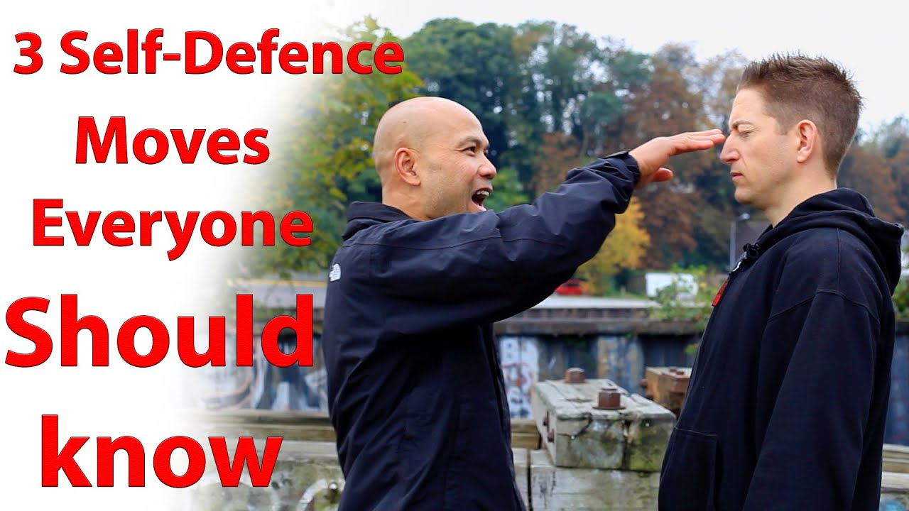Learn self defense quickly drinks