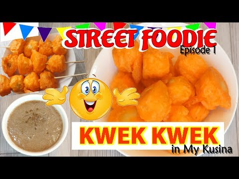 KWEK KWEK | Street Food Series Ep1
