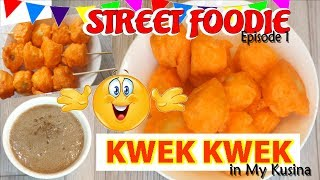 KWEK KWEK | Street Food Series Ep1