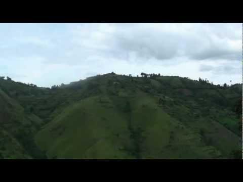 Rift Valley Scenery western Uganda