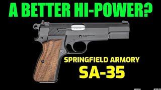 Coming Soon! The NËW Springfield Armory SA-35