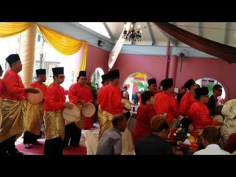 Durbar Dua Kompang @ Chua Chu Kang 26/10/14 part 1