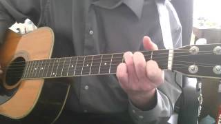 BLESSED ASSURANCE, JESUS IS MINE...Download Instructional Guitar Videos For FREE.