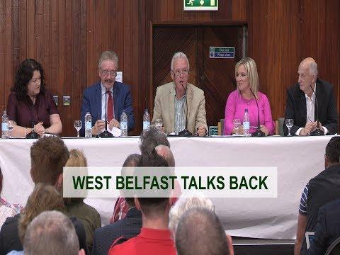 West Belfast 'Talks Back' 2017