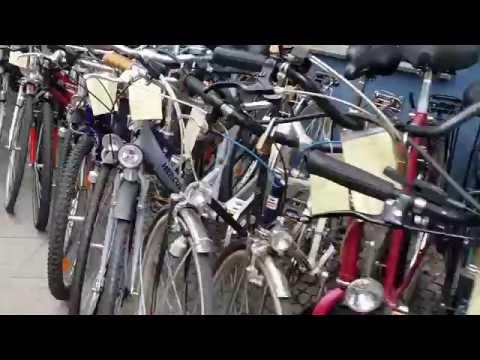 Fahrradladen Mobilcenter In Berlin-Kreuzberg