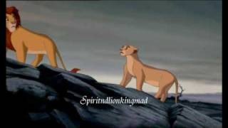 Simba~Never Too Late (Three Days Grace)