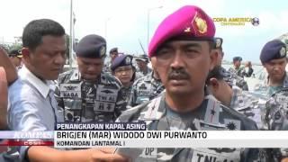TNI AL Tangkap Kapal Pencuri Ikan