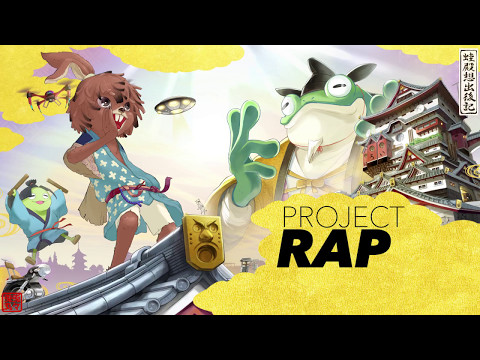 Project Rap Rabbit  - now live on Kickstarter!