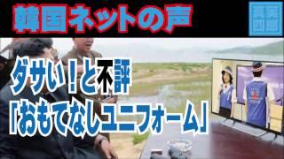 おもてなしユニフォーム―韓国ネットの反応 観光ボランティアの制服 検索動画 29