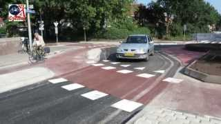 Cycle Roundabout Zwolle`(Netherlands)