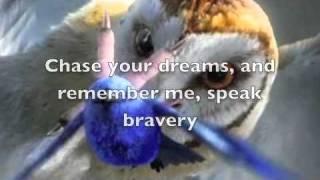 Take to the Sky - Owl City (Instrumental + lyrics)