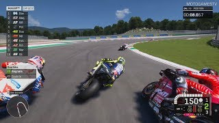 MotoGP 19 - First Gameplay with Valentino Rossi