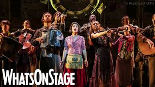 """Amélie the Musical UK tour 