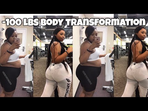 -100 LBS. WEIGHT LOSS/BODY TRANSFORMATION 2015-2019
