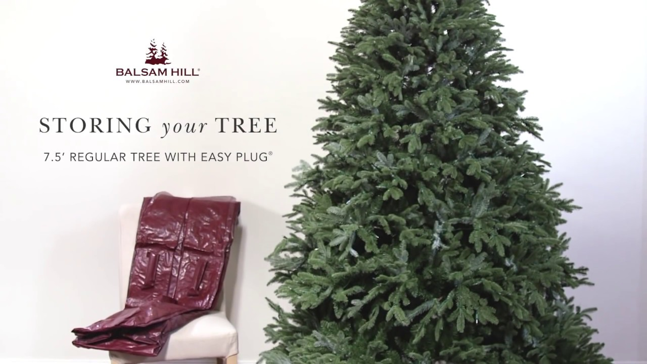 Store your Aritficial Christmas Tree