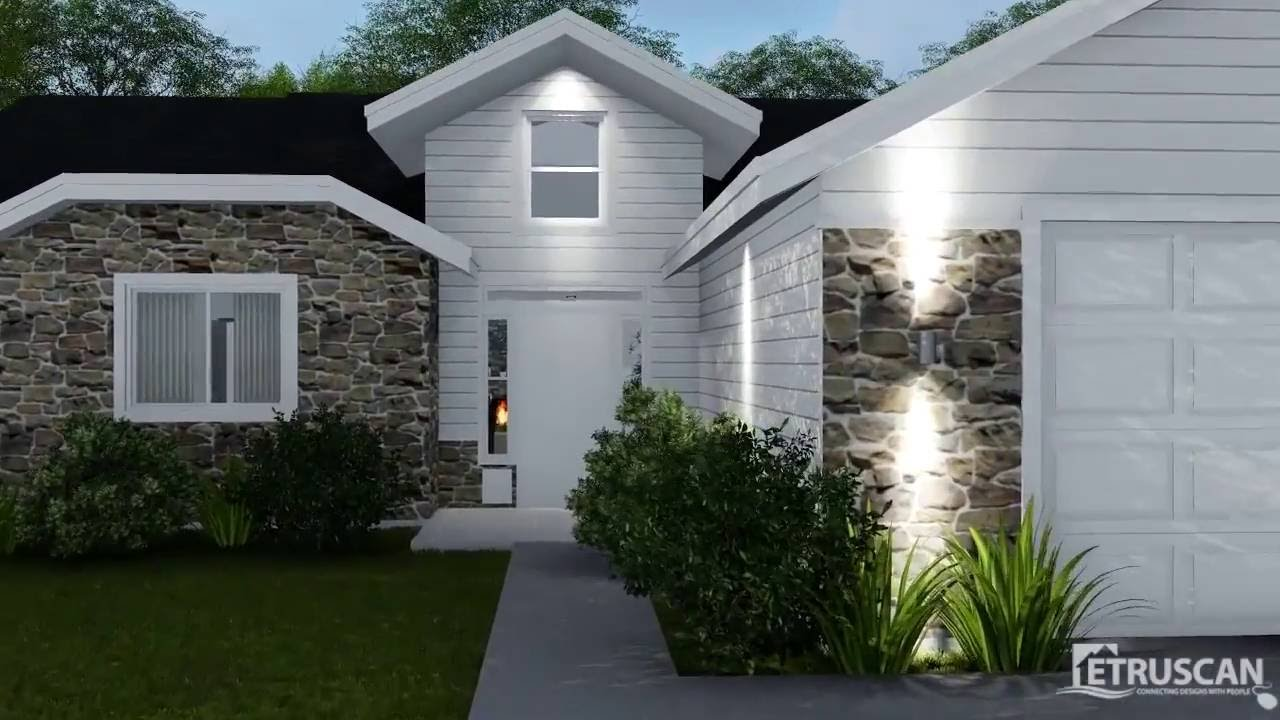 House plan virtual tour 3 bedroom house 1 711 square for Virtual home plans