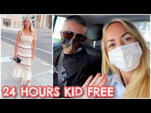 24 HOURS KID FREE IN LONDON | HUSBAND & WIFE TRIP (12 year anniversary) | Emily Norris