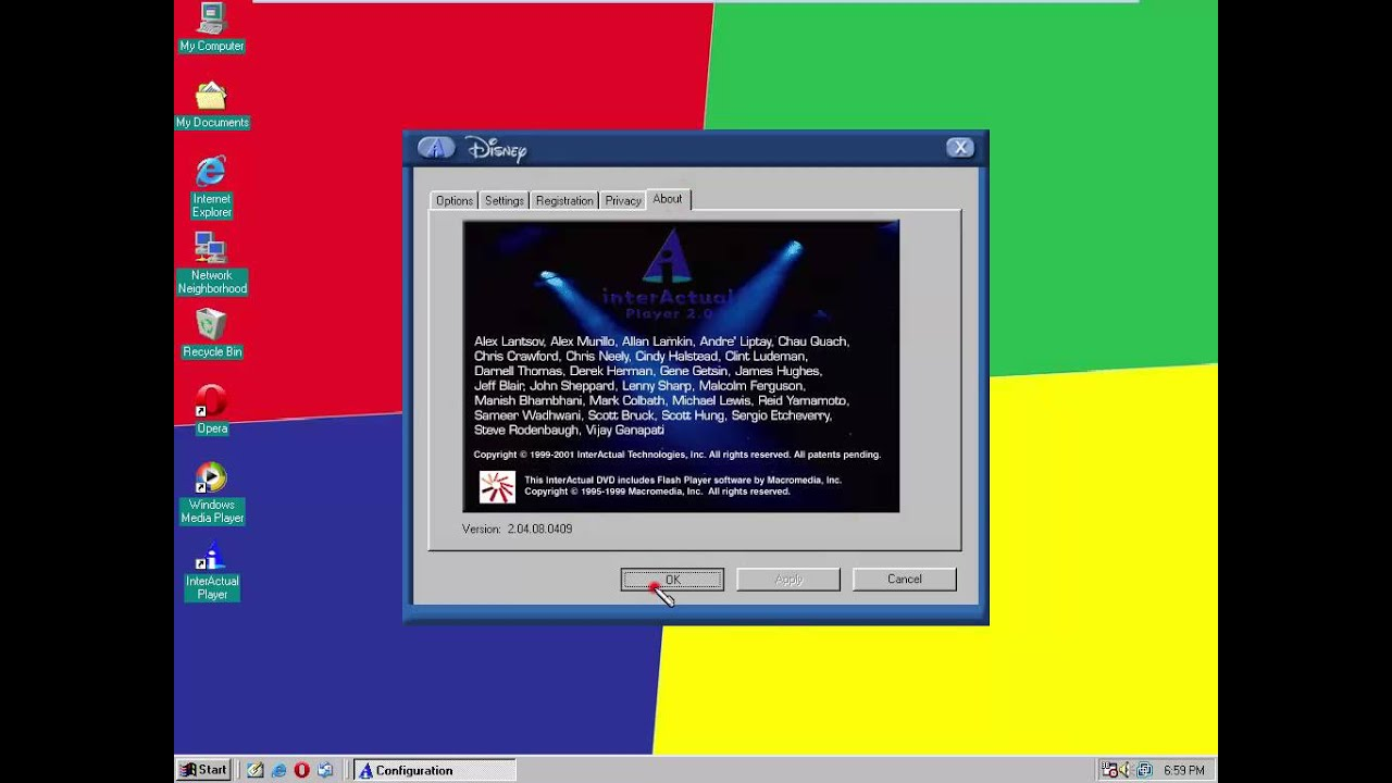 Installing Interactual Player 2 0 On Windows 98