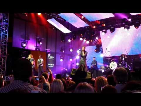 Dayum Baby- Florida Georgia Line (Jimmy Kimmel Live!) 10-22-13