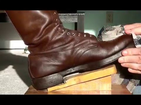 RCMP Boots