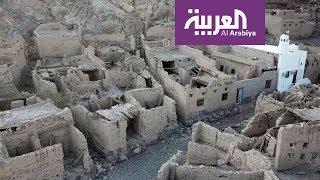 العربية ترصد القرى الأثرية في وادي الفرع بالمدينة المنورة