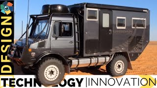10 EXCEPTIONAL EXPEDITION VEHICLES That DEFINE AWESOME