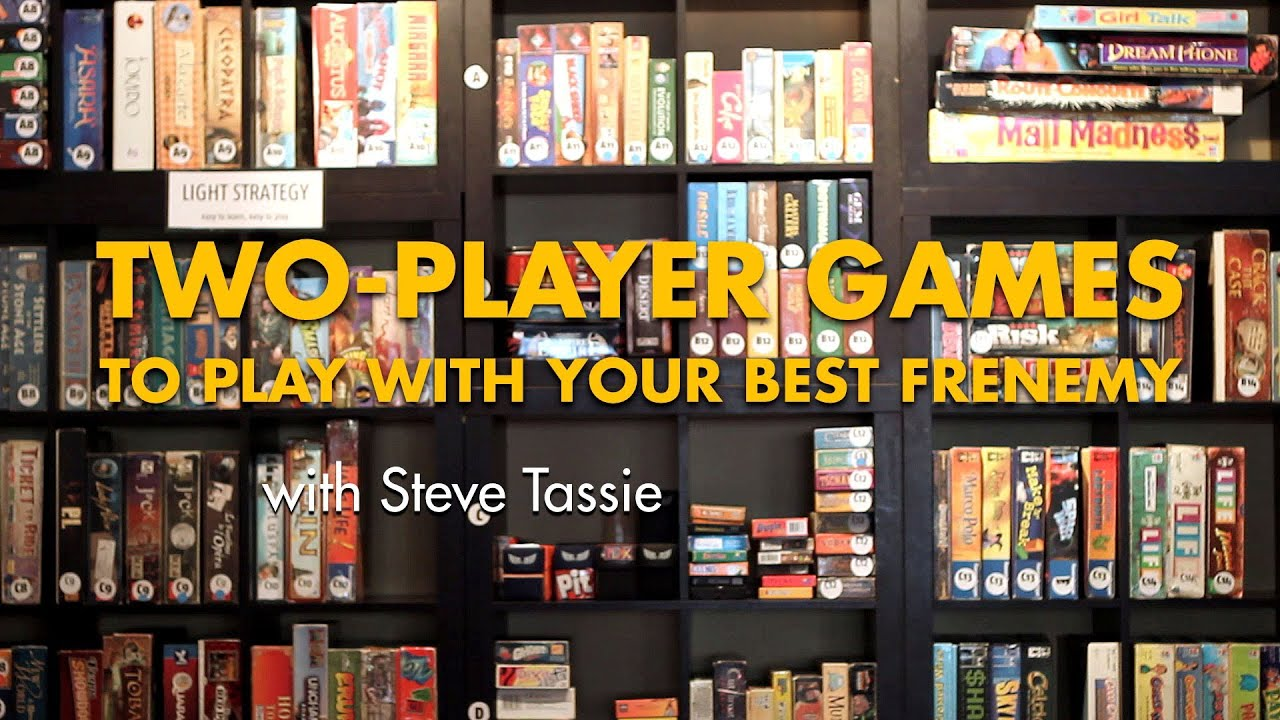 Two player games to play with your best frenemy youtube