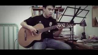 Thân phận nghèo - guitar cover