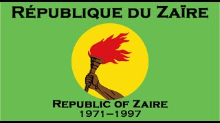 「National Anthem」République du Zaïre(1971-1997) - La Zaïroise(1971-1997)