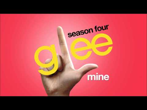 Mine | Glee [HD FULL STUDIO]
