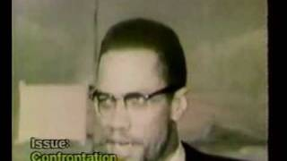 Malcolm X on racism, politics and propaganda - 1964