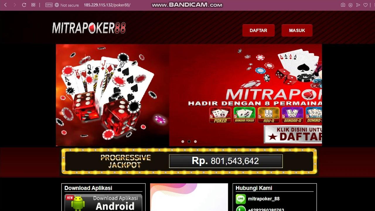 Mitra Poker88 Asia Situs Judi Poker Online Terbaik Youtube