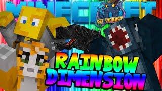 Minecraft - Crazy Craft 2.2 - Rainbow Dimension! [25]