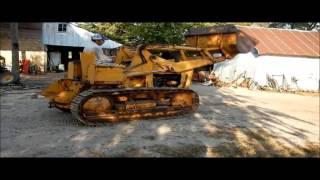 John Deere 2010 track loader for sale | sold at auction October 22, 2015