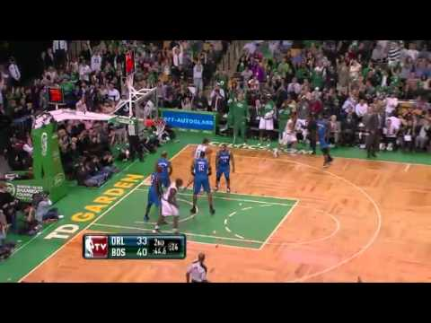 2011-12 Boston Celtics VS Orlando Magic (Welcome Big Baby)