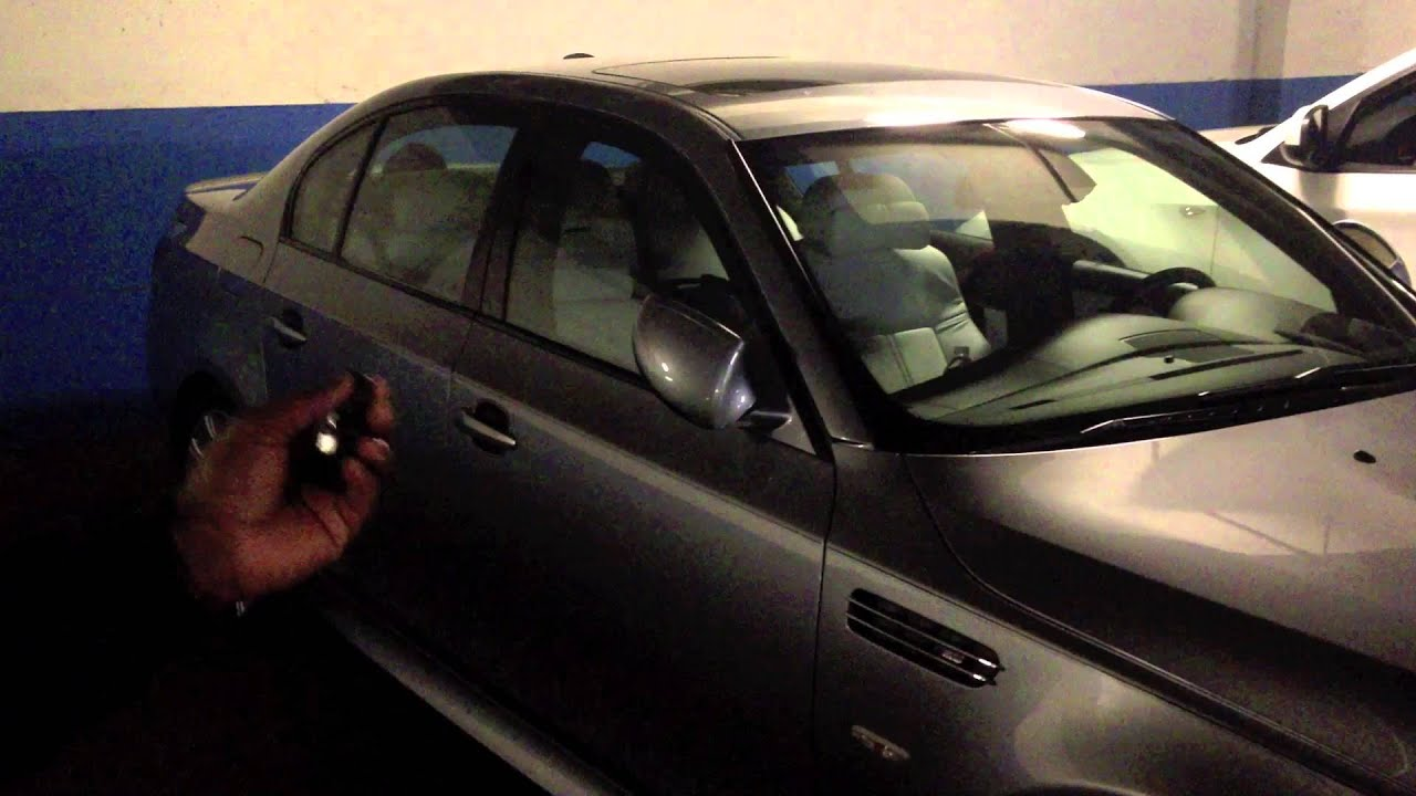 BMW Coding E60 M5 (Blinkers in HUD, Homelights from KeyFob ...
