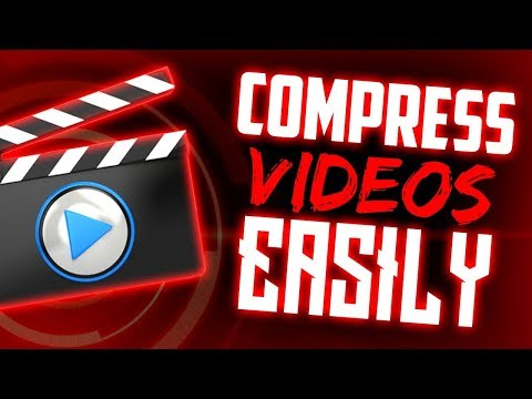 How to rip videos (compress) like YIFY & JoyBell (easily) & increase low  video volume fast