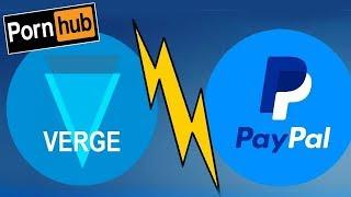 Verge Грядет Сотрудничество с PayPal!? Криптовалюта Которая Шокирует Весь Рынок 2018 Прогноз