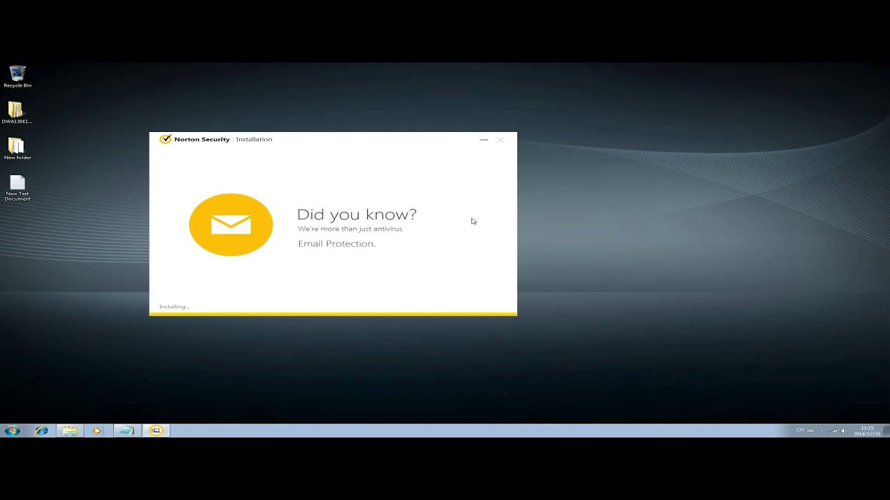 How to download/install/setup Norton Security