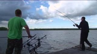 Рыболовные путешествия: московский карповый клуб, ч. 1-2 / Видео
